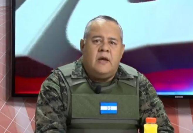 General de Brigada: Raynel Fúnes Ponce, Comándate de FUSINA.
