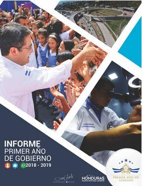 Informe Primer Año de Gobierno